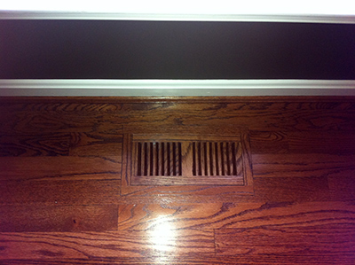 wood Heating grates
